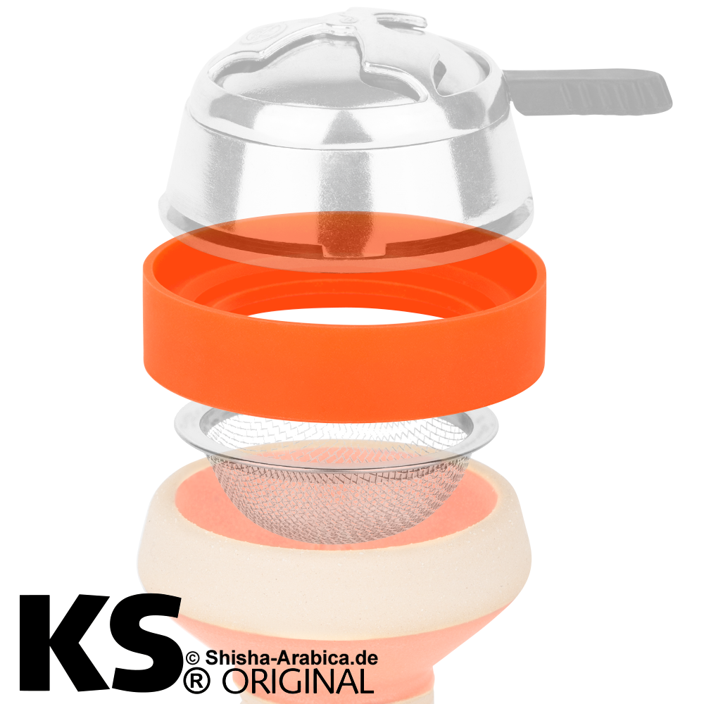 KS Ringo Orange Neon