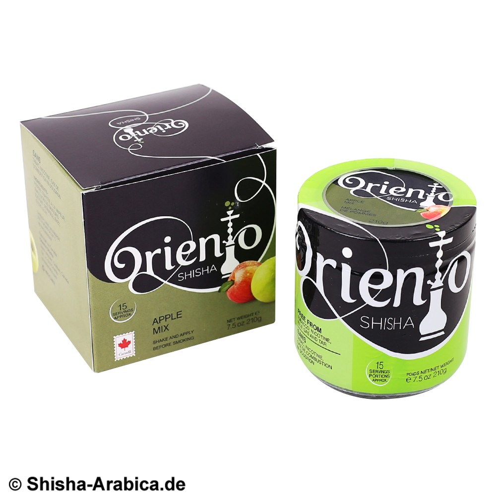 Oriento Apple Mix 210g