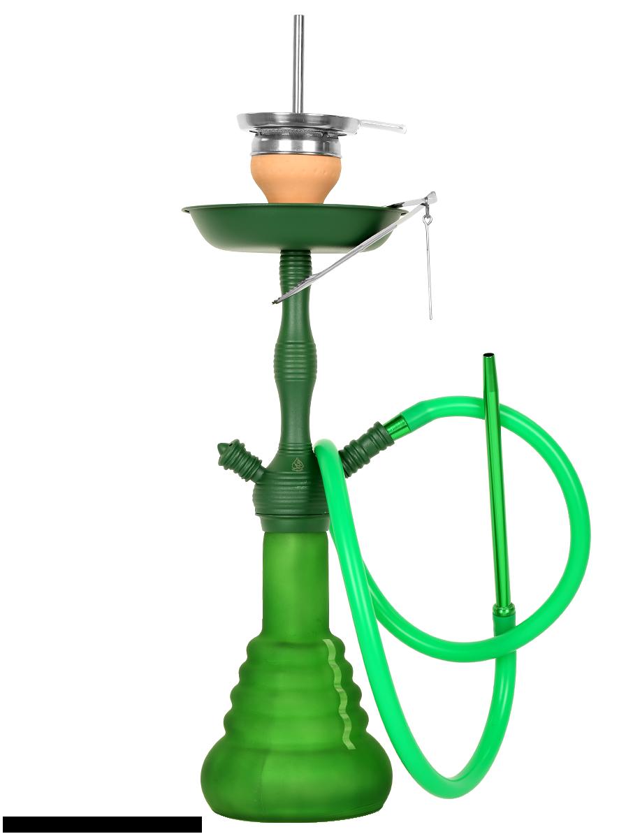 Al Mani Shisha Z-80 Green