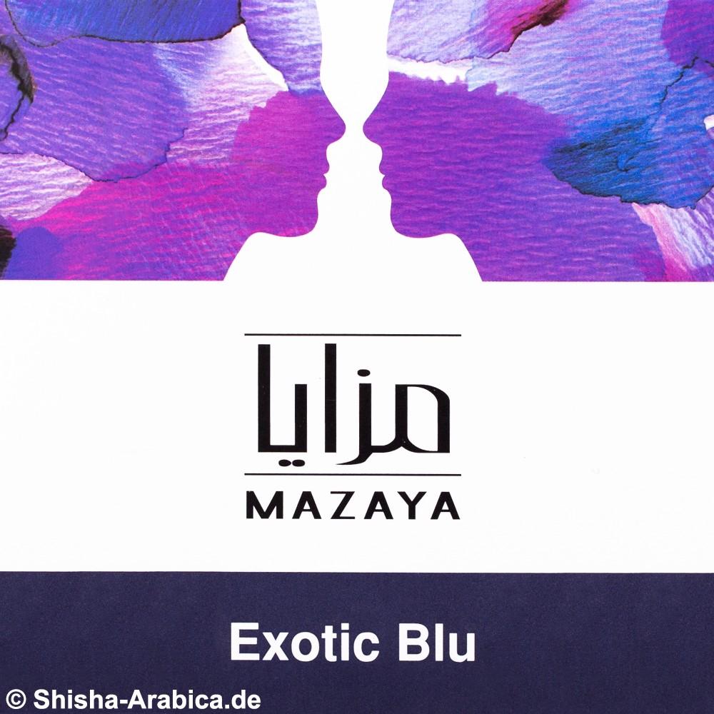 Mazaya Exocitc Blu 200g