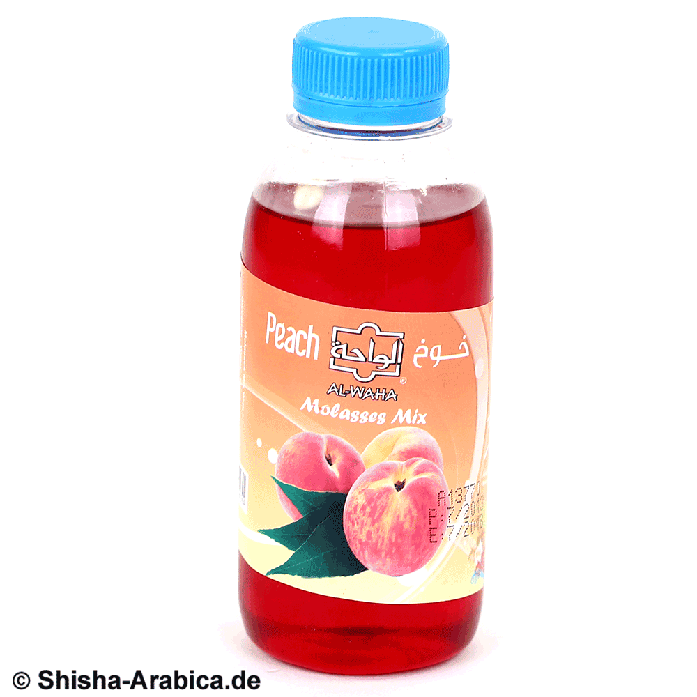 Al Waha Mix Peach 250ml