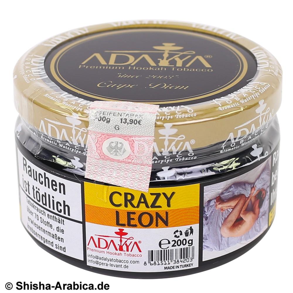 Adalya Crazy Leon 200g