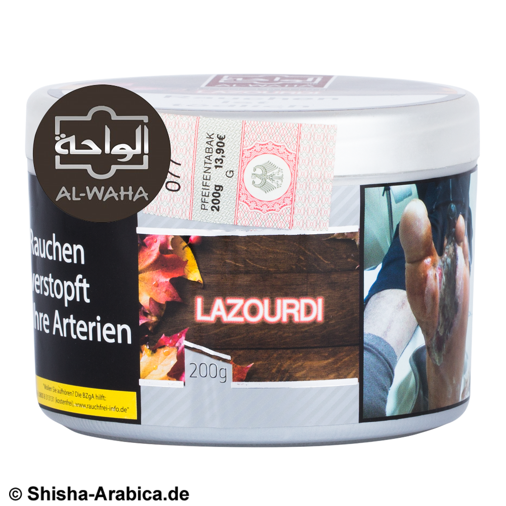 Al Waha Lazourdi 200g