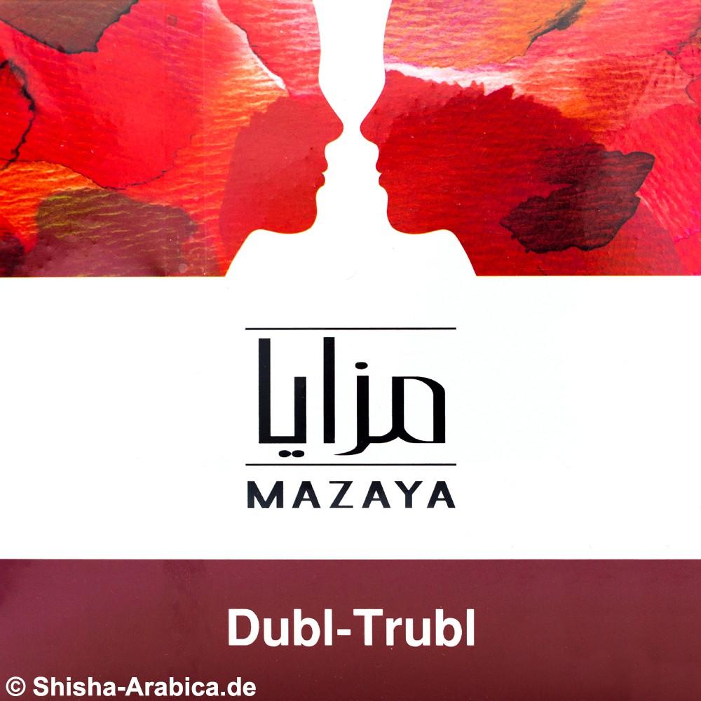 Mazaya Dubl Trubl 200g