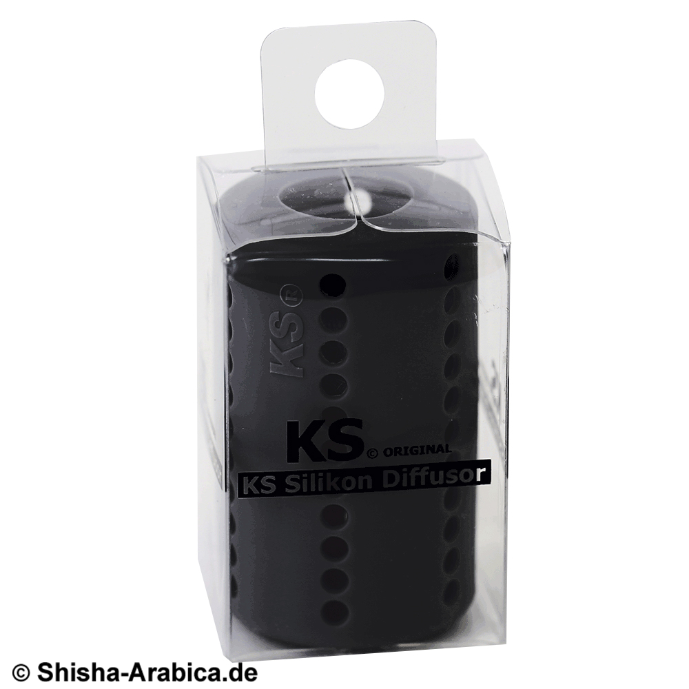 KS Diffu Tube Black