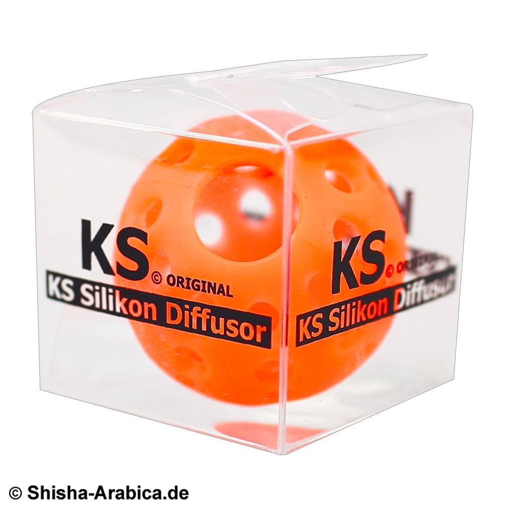 KS Diffu Ball Neon Orange