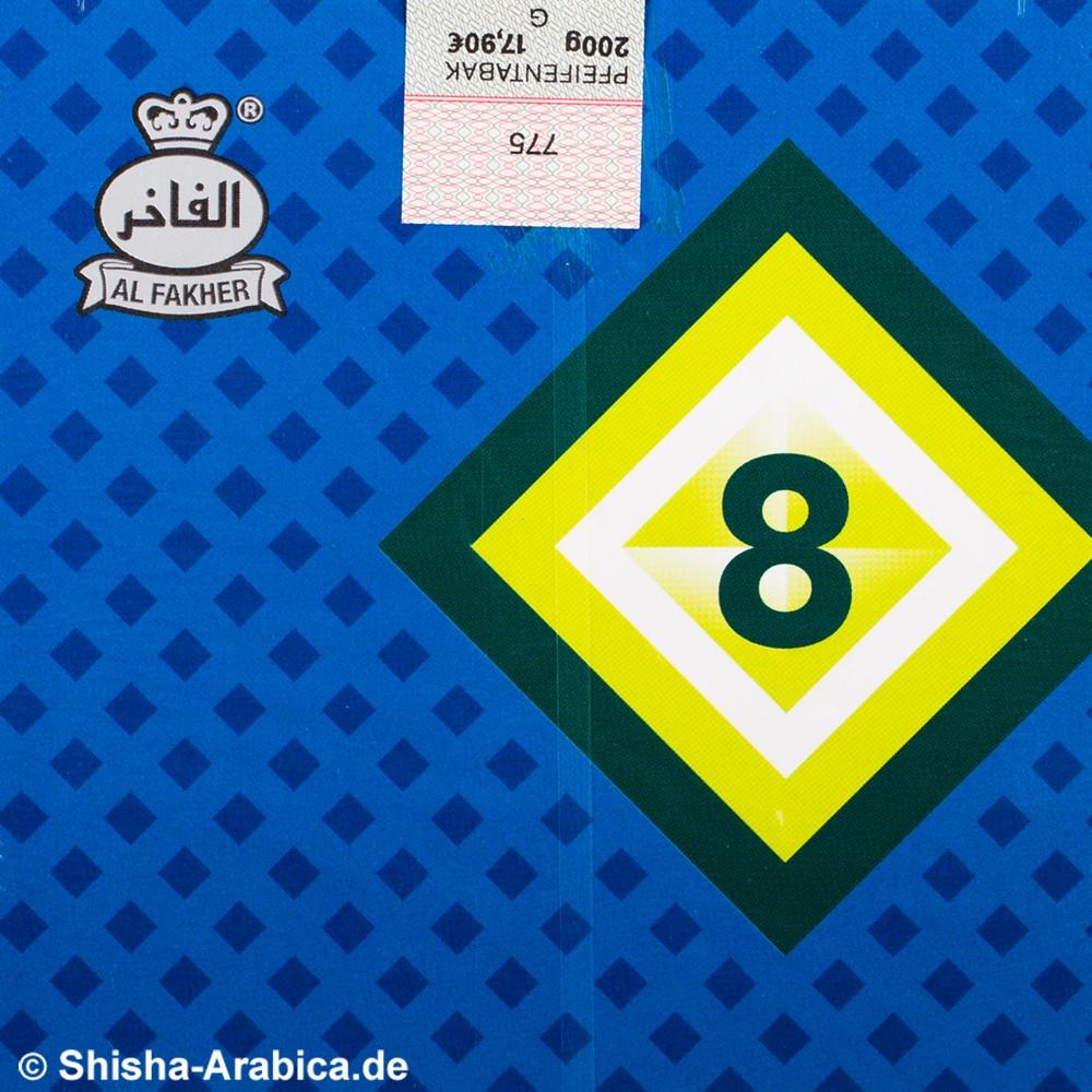 Al Fakher 200g No. 8