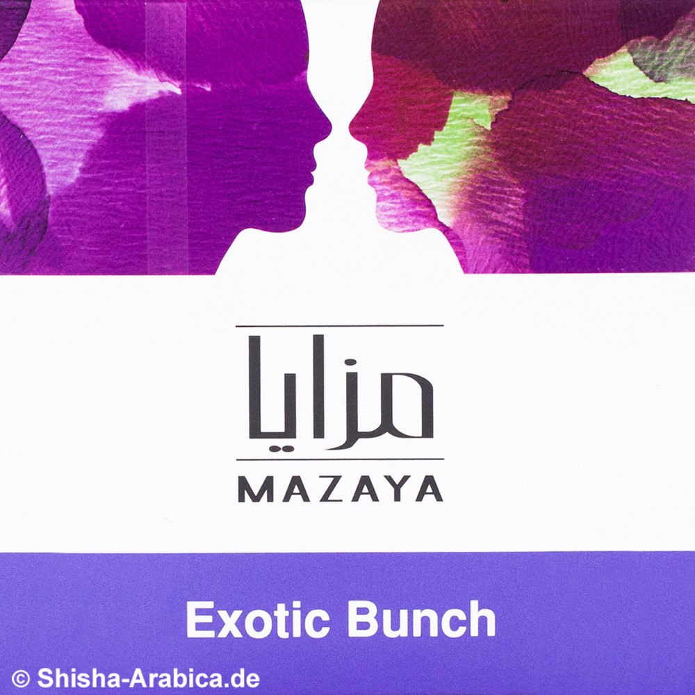 Mazaya Exotic Bunch 200g