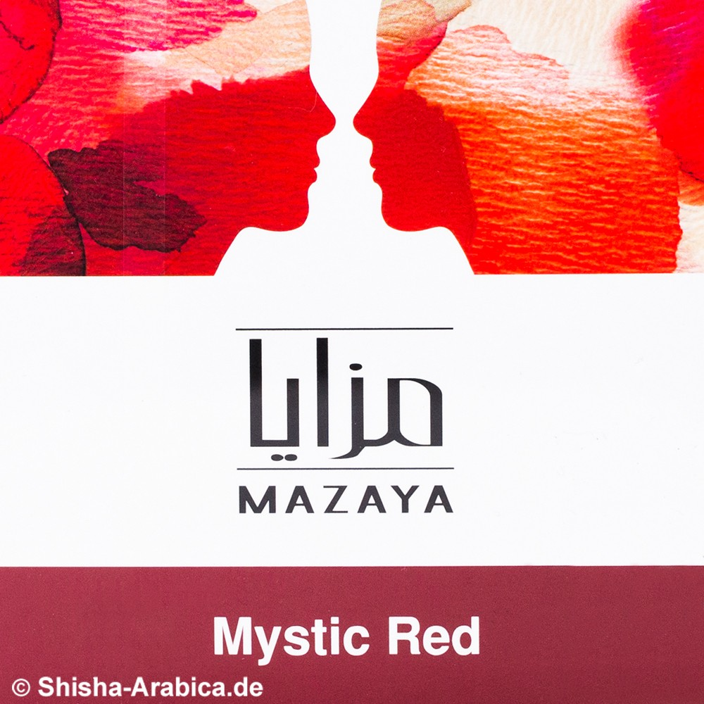 Mazaya Mystic Red 200g