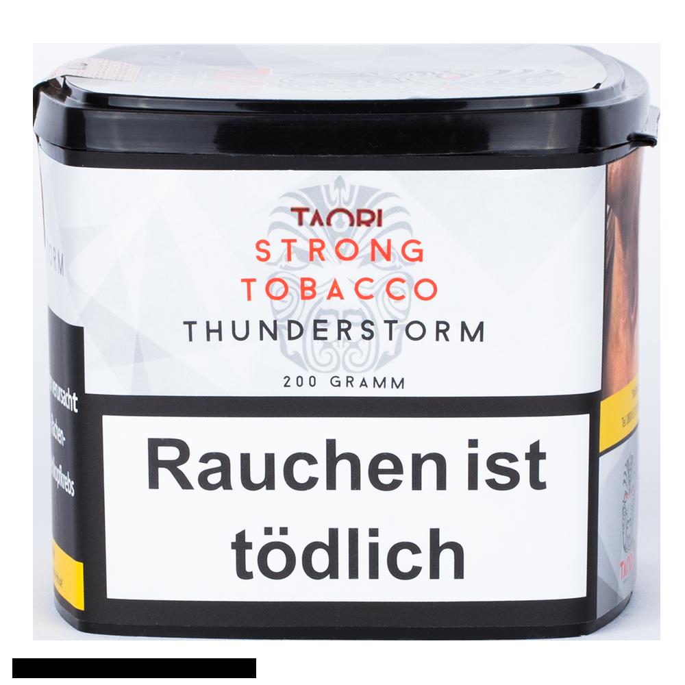 Taori Tabak Thunderstorm 200g