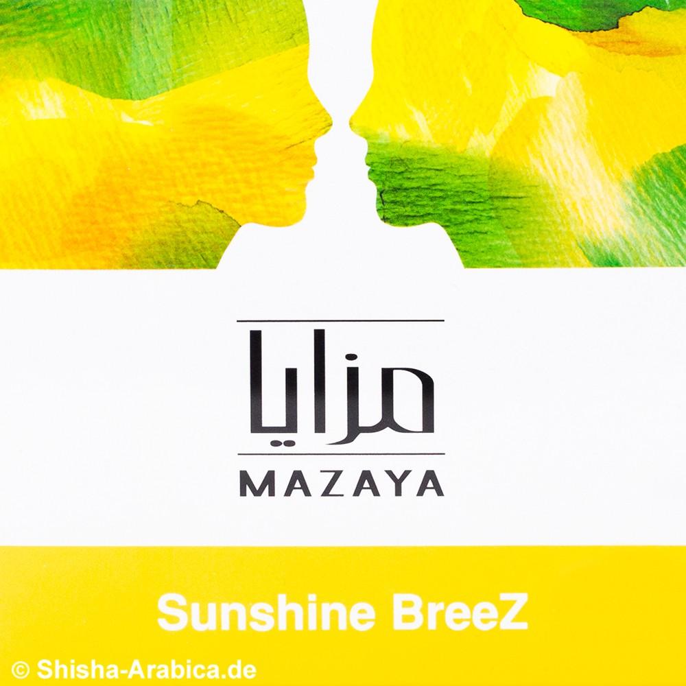 Mazaya Sunshine BreeZ 200g