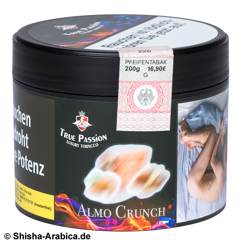 True Passion Almo Crunch 200g