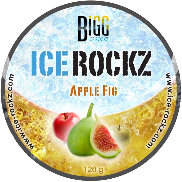 BIGG Ice Rockz Apple Fig 120g