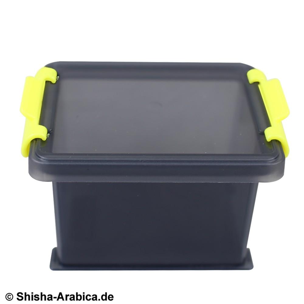 Tabakbox Yellow