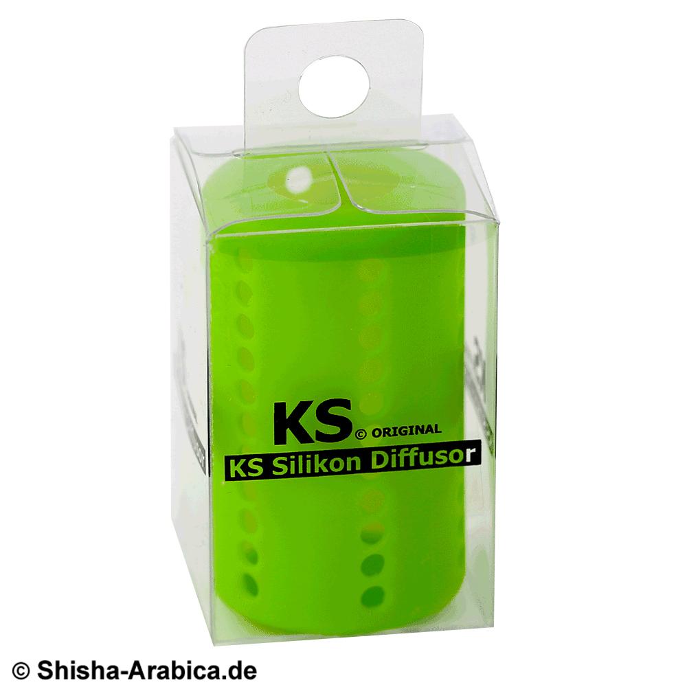 KS Diffu Tube Green
