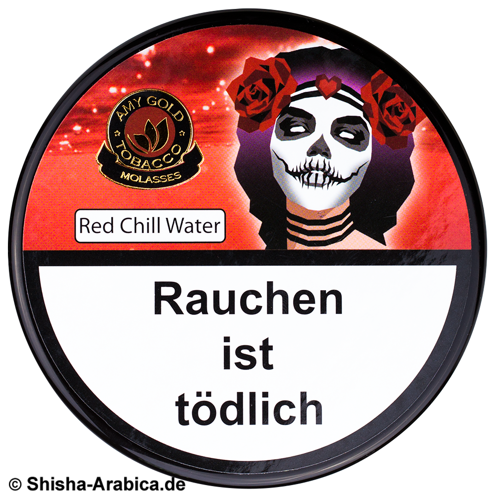 Amy Gold Red Chill Water 200g