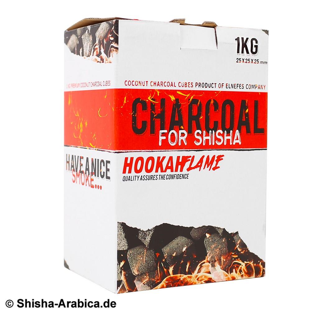 Hookah Flame Coconut Charcoal 1kg