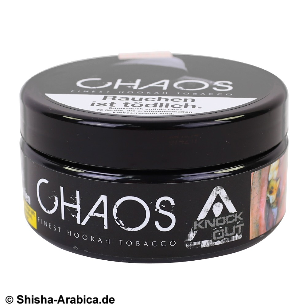 CHAOS Tobacco Knock Out 200g