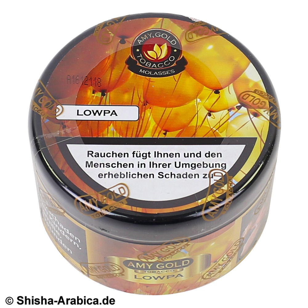 Amy Gold Lowpa 200g