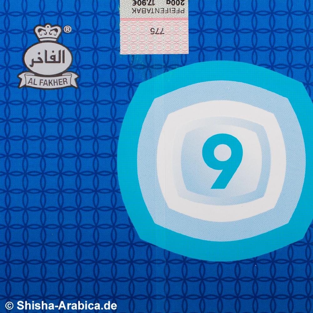 Al Fakher 200g No. 9