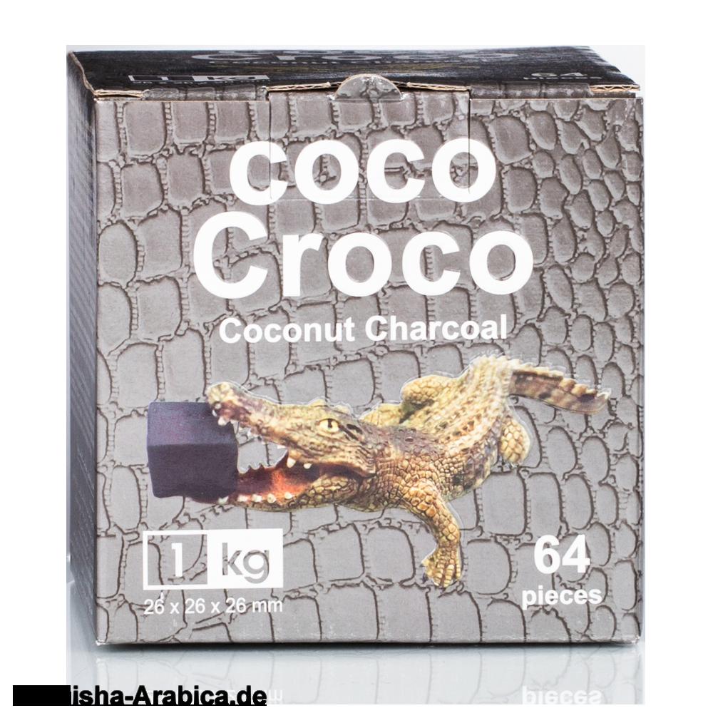 Coco Croco Naturkohle 1kg