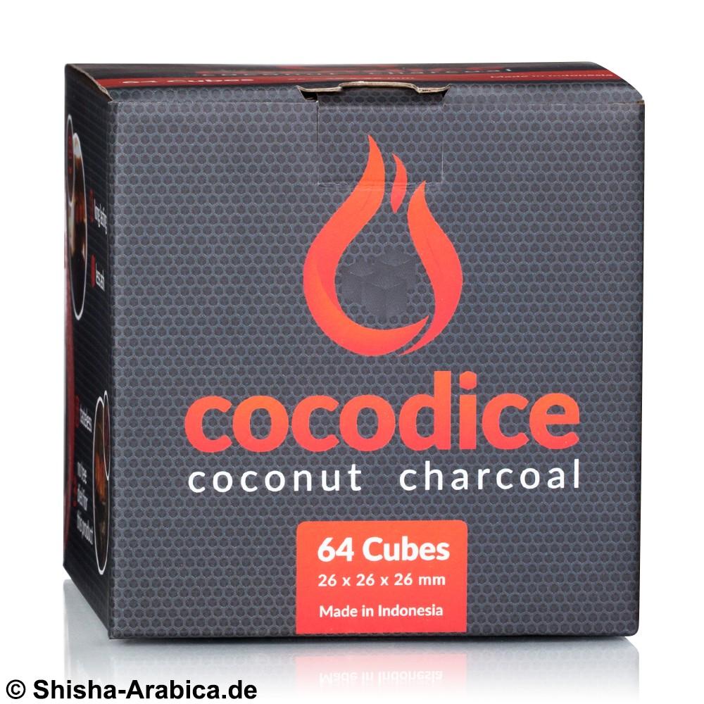 Cocodice C26 Naturkohle 1kg