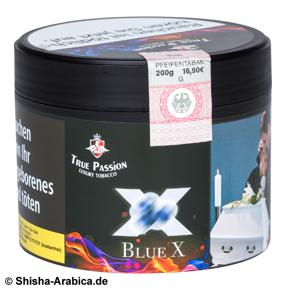 True Passion Blue X 200g