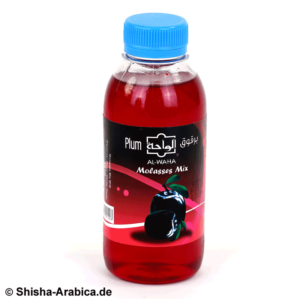Al Waha Mix Plum 250ml