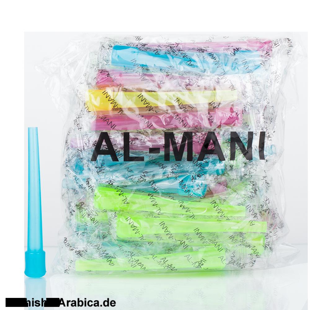 Al-Mani Hygienemundstücke Lang
