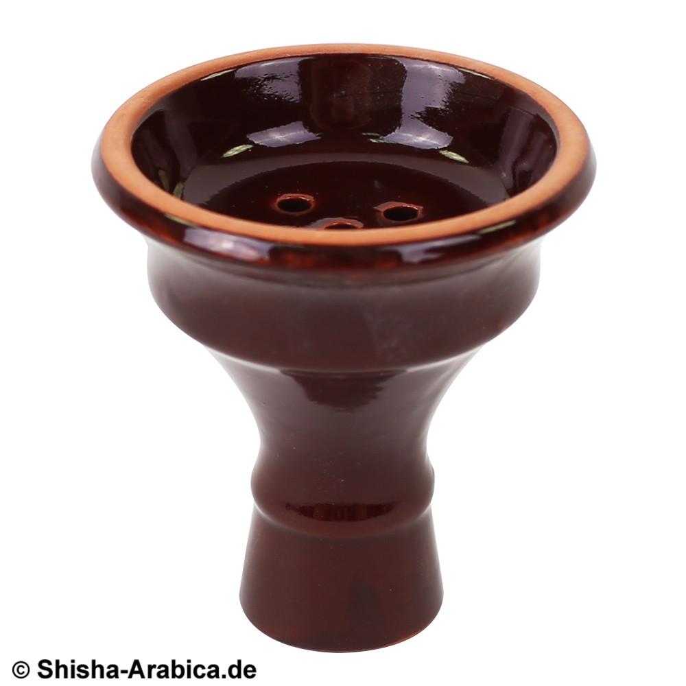 Glazed Bowl Brown