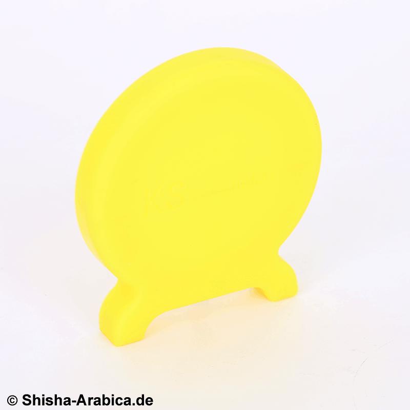 KS T-ONE Silikon Seitendeckel Gelb