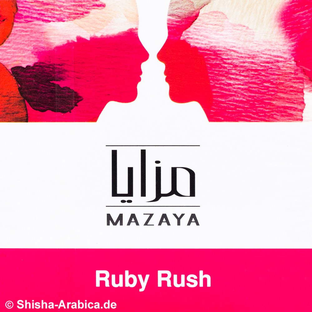 Mazaya Ruby Rush 200g