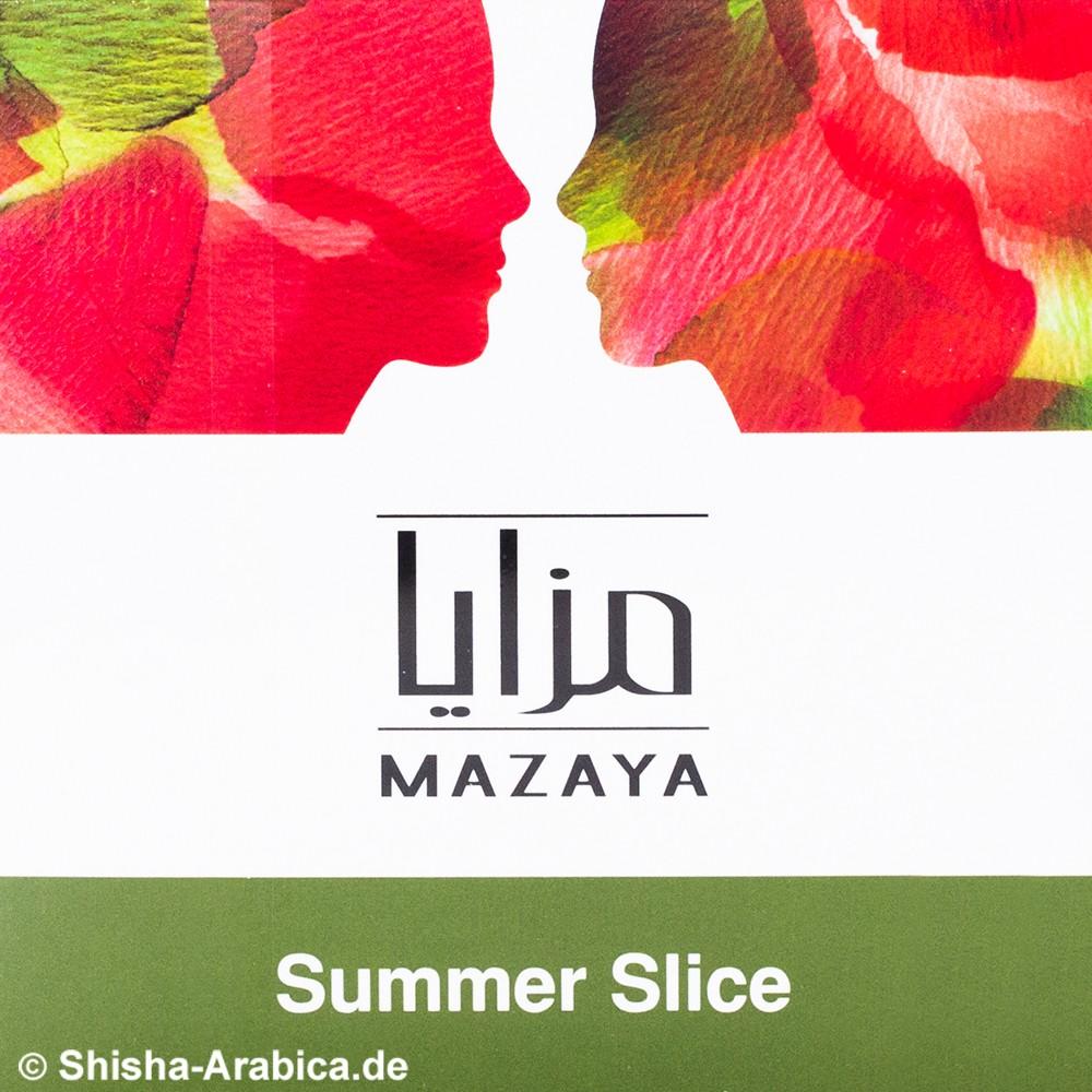 Mazaya Summer Slice 200g
