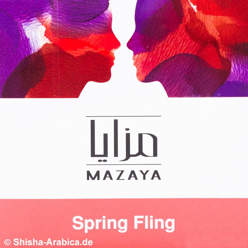 Mazaya Spring Fling 200g