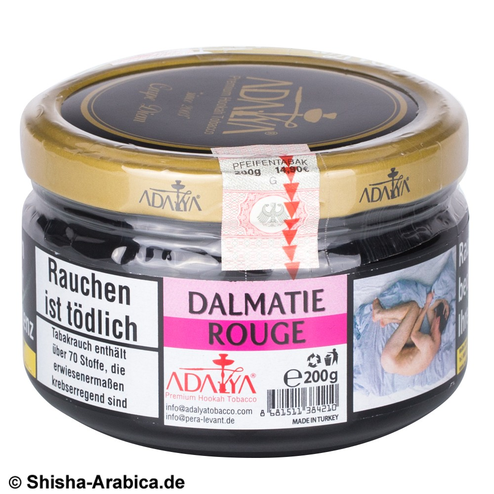 Adalya Dalmatie Rouge 200g
