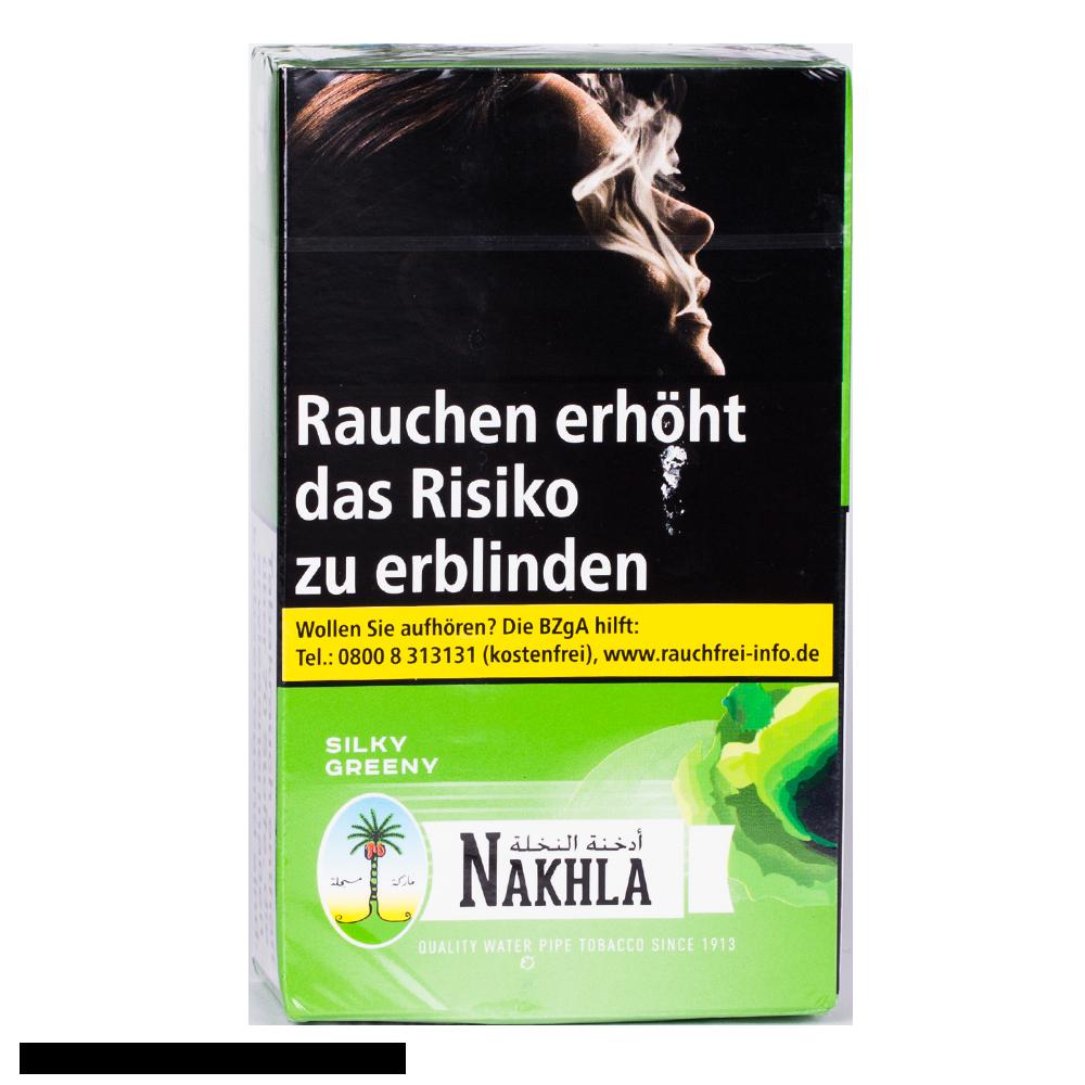Nakhla Tobacco Silky Greeny 200g