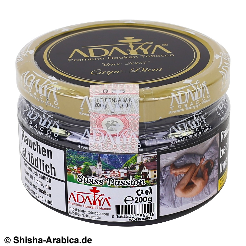 Adalya Swiss Passion 200g