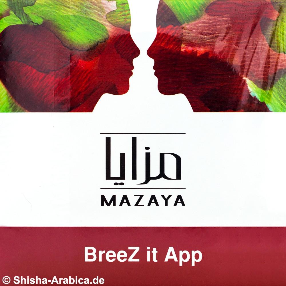 Mazaya Breez it App 200g