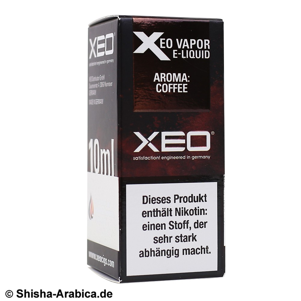 XEO E-Liquid 0mg Coffee