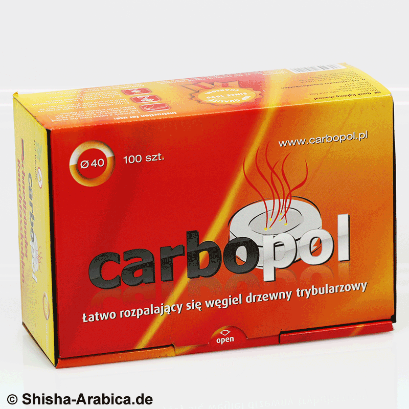 Carbopol 40mm 100er Box