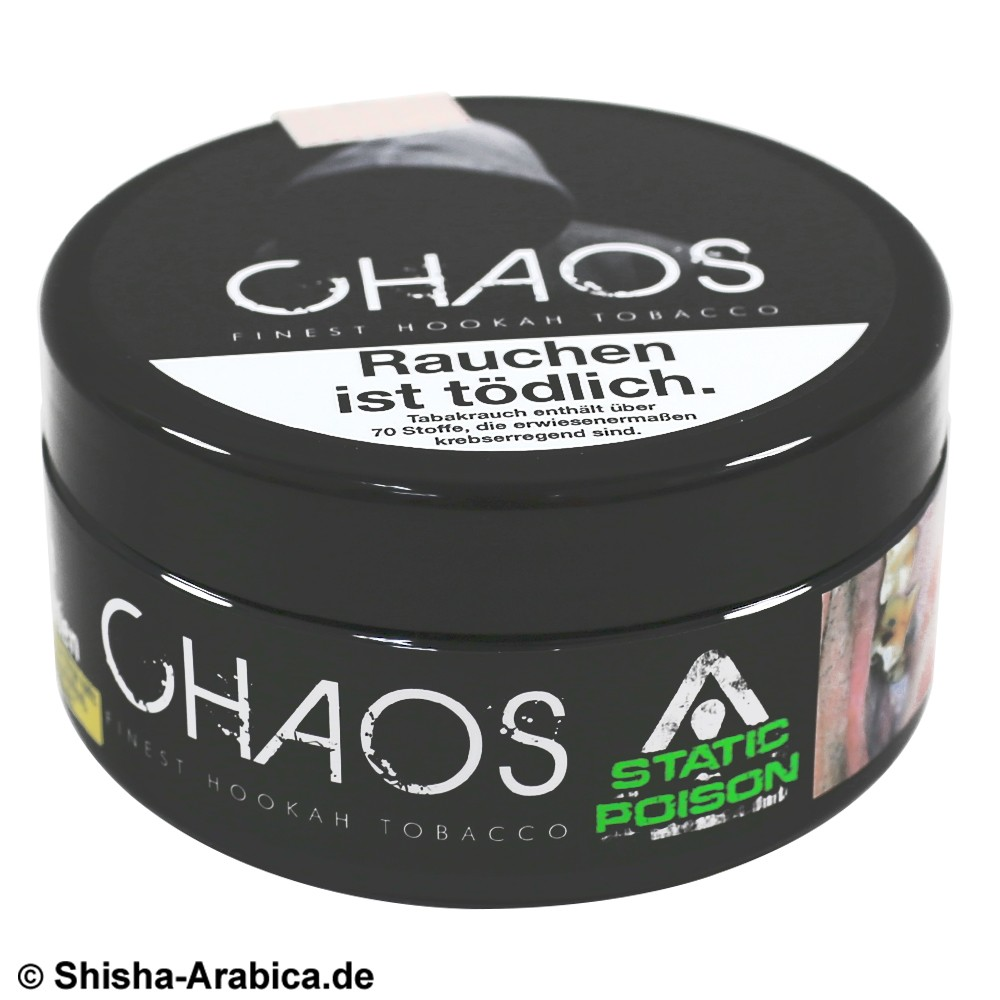 CHAOS Tobacco Static Poison 200g