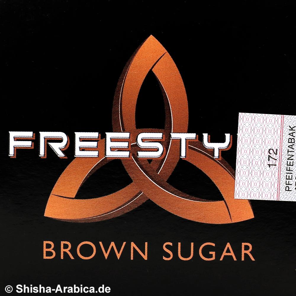 Freestyle Brown Sugar 150g