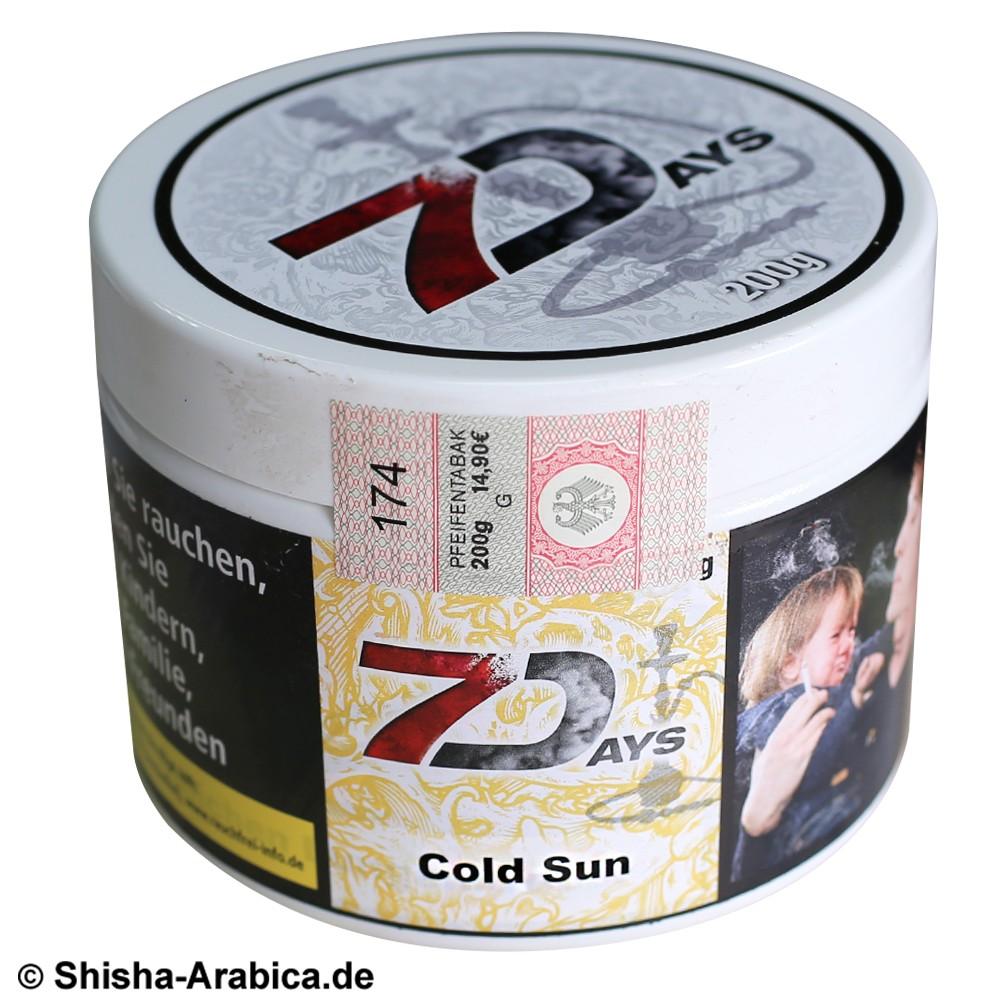 7 Days Cold Sun 200g
