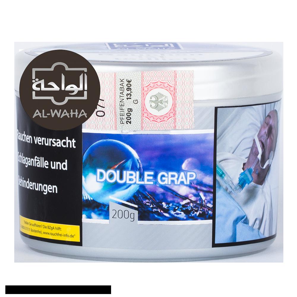 Al Waha Double Grap 200g