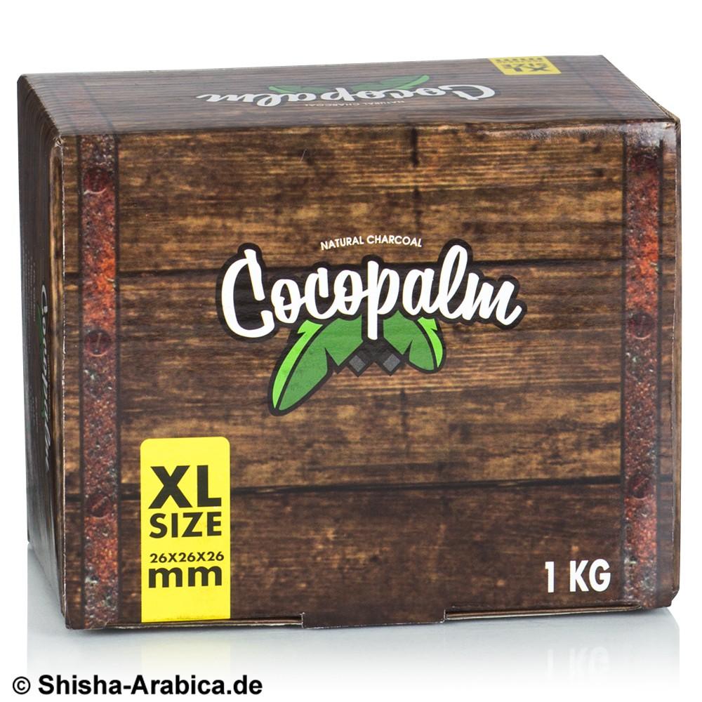 Cocopalm Naturkohle 1kg