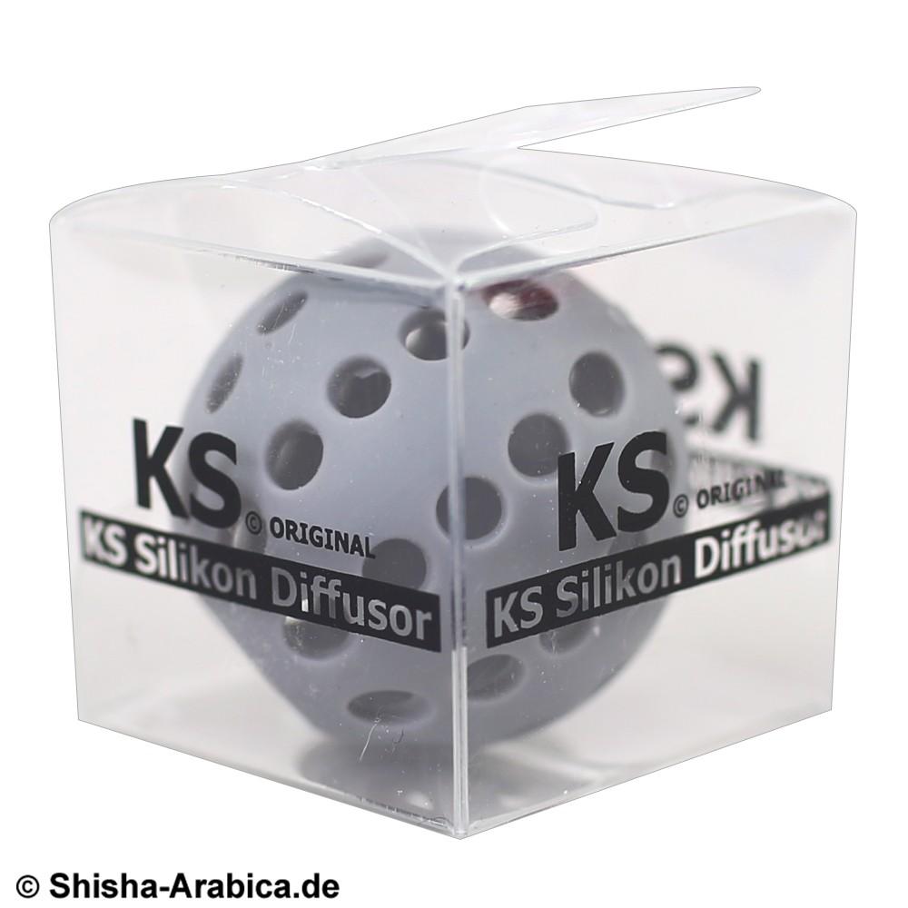 KS Diffu Ball Grau