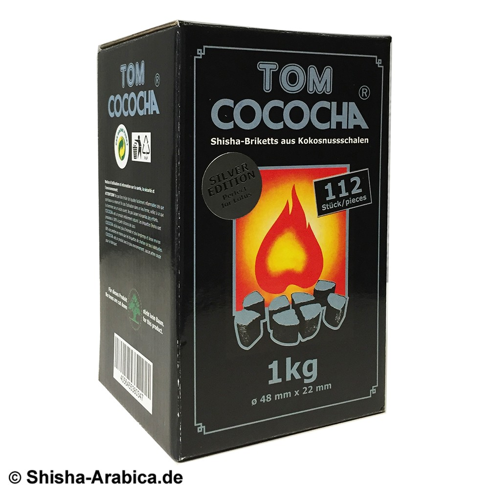 TOM Cococha Silver 1kg