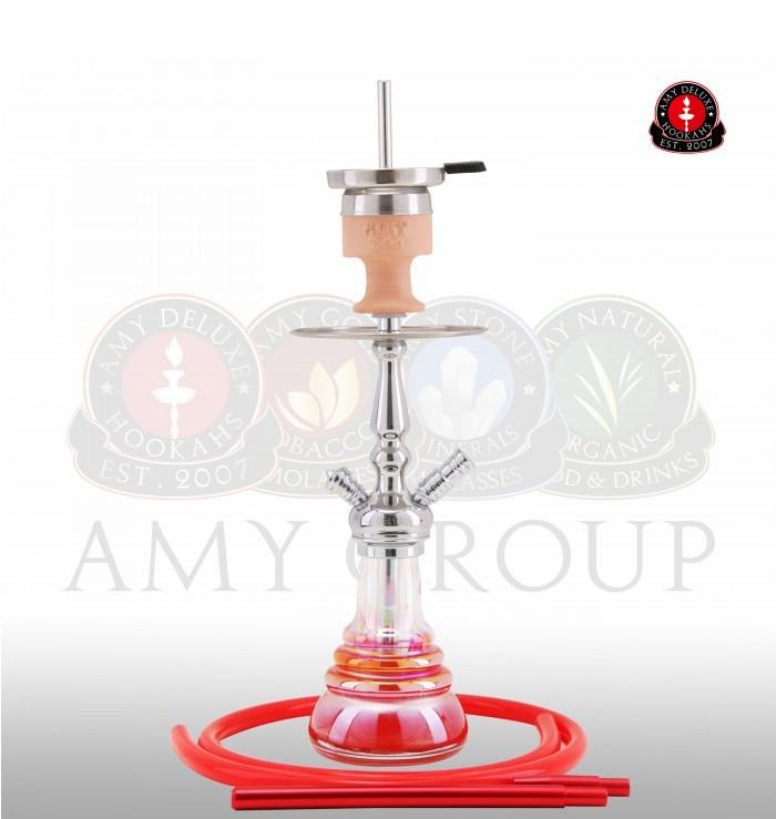 Amy 340 Little Zuri Rainbow Red (Chrome Säule)