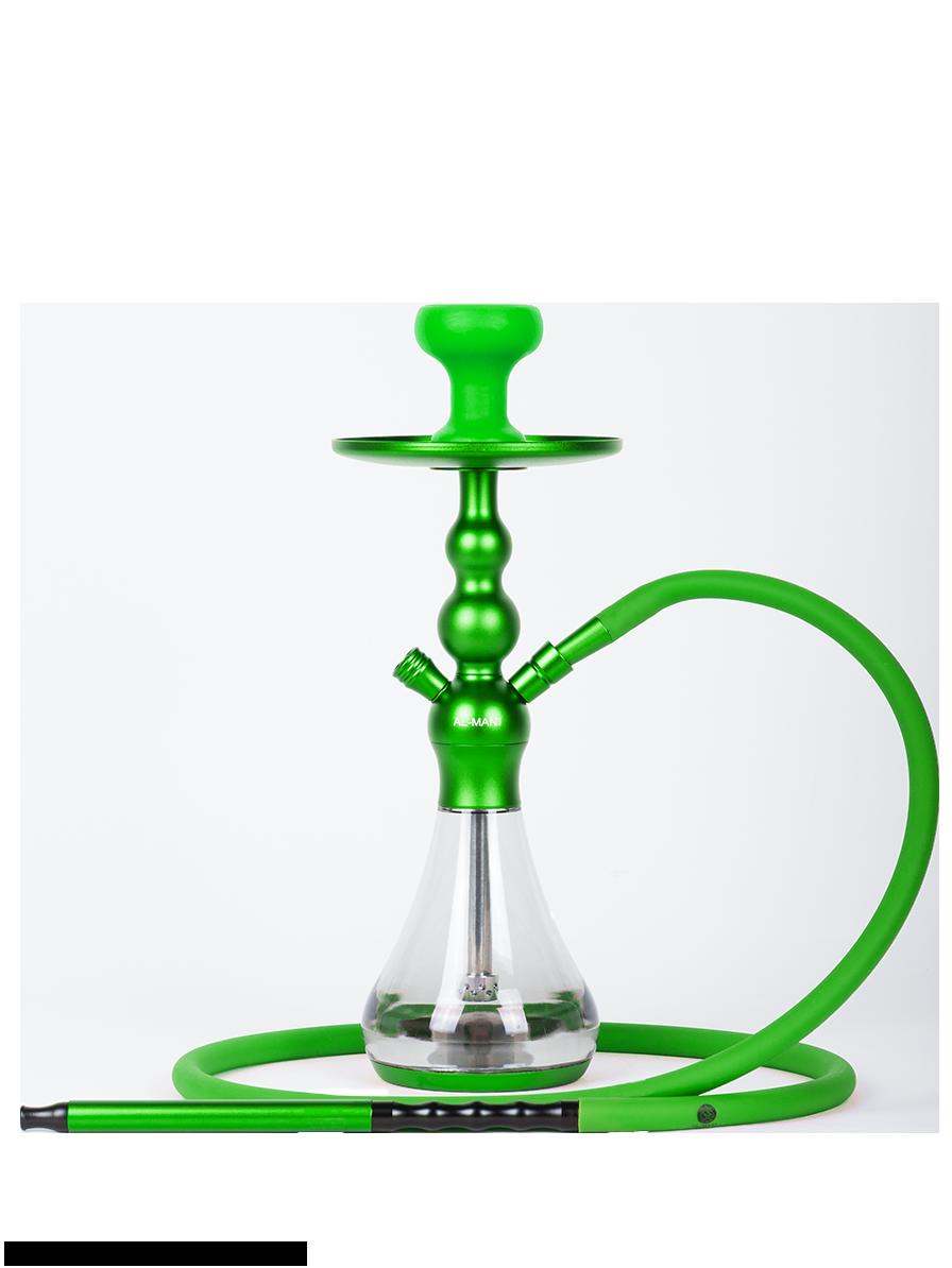 Al-Mani Shisha Z-39 Green