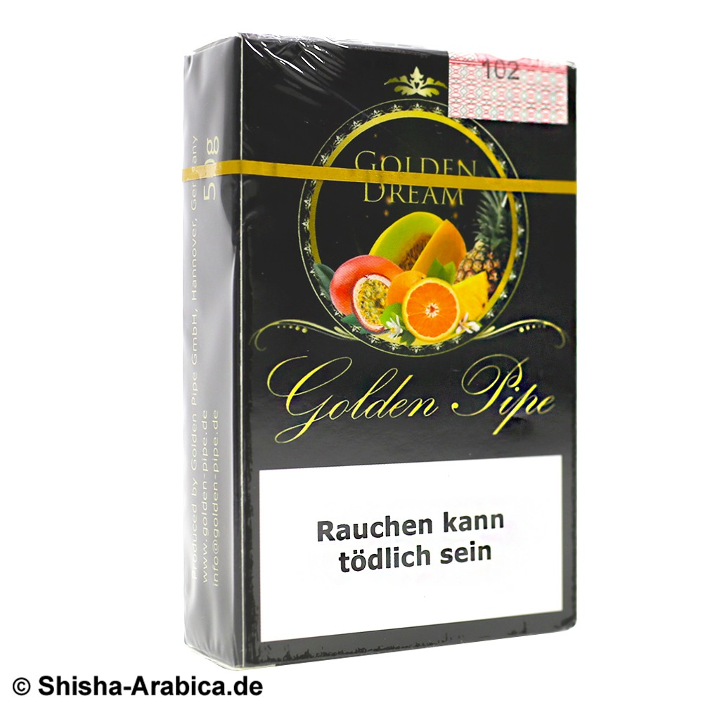 Golden Pipe Golden Dream 50g